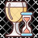 Mature Wine Icon
