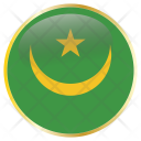 Mauritania Icon