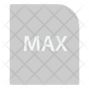 Ds Max Scene File Extension File Icon