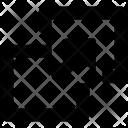 Maximize Arrow Full Icon