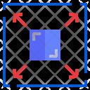 Maximizing Maximize Expand Icon