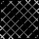 Maximize Diagonal Arrow Icon
