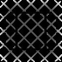 Layout Maximize Icon