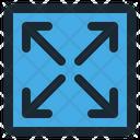 Maximize Tool Development Icon