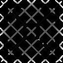 Maximize Fullscreen Resize Icon