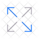 Maximize Expand Fullscreen Icon