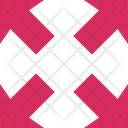 Arrows Key Fourth Way Maximize Icon