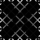 Maximize Direction Arrows Icon