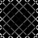 Maximize Arrow Chevron Icon
