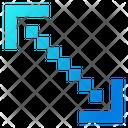Maximize Minimize Arrow Icon