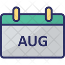 May Calendar Icon