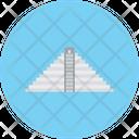Maya Pyramids Icon