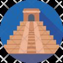 Mayan Pyramids Icon