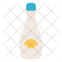 Mayonaise Syrup Sauce Icon