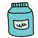 Mayonnaise Bottle Icon