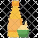 Mayonnaise Bottle Icon
