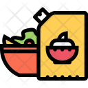 Mayonnaise Food Drink Icon