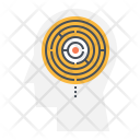 Maze Illusion Way Icon