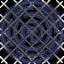 Solution Labyrinth Challenge Icon