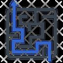 Labyrinth Maze Solution Icon