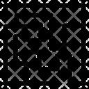 Maze Play Game Icon