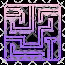 Maze Maze Game Puzzle Game Icon
