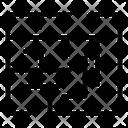 Strategy Management Maze Icon