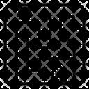 Maze Puzzle Path Problem Icon