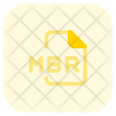 Mbr File Icon