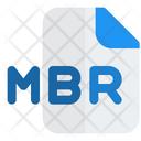 Mbr File Audio File Audio Format Icon
