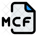 Mcf File Audio File Audio Format Icon