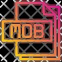 Mdb File File Type Icon