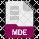 Mde File Icon
