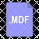 Mdf Icon