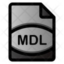 Mdl File Icon