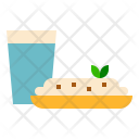 Meal Serve Food Icon