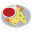 Corn Cob Chilli Icon