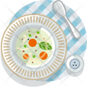 Meal Restaurant Soup Icon