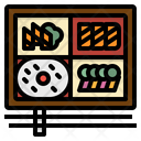 Meal Lunch Box Icon