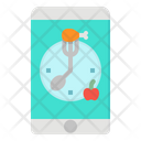 Meal Plan Service Icon