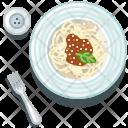 Meal Pasta Restaurant Icon