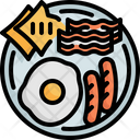Meal Dish Breakfast Icon