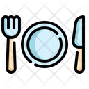 Meal Lunch Dish Icon