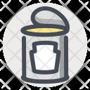 Meal Soup Tin Icon