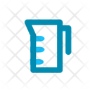 Measure Cup Measure Jar Measuring Beaker Icon