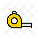 Tape Measure Construction Icon