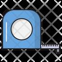Tape Measure Tools Icon
