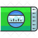 Construction Measurement Tool Icon