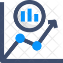 Measurement Growth Graph Growth Icon