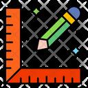 Measurement Ruler Scale Icon